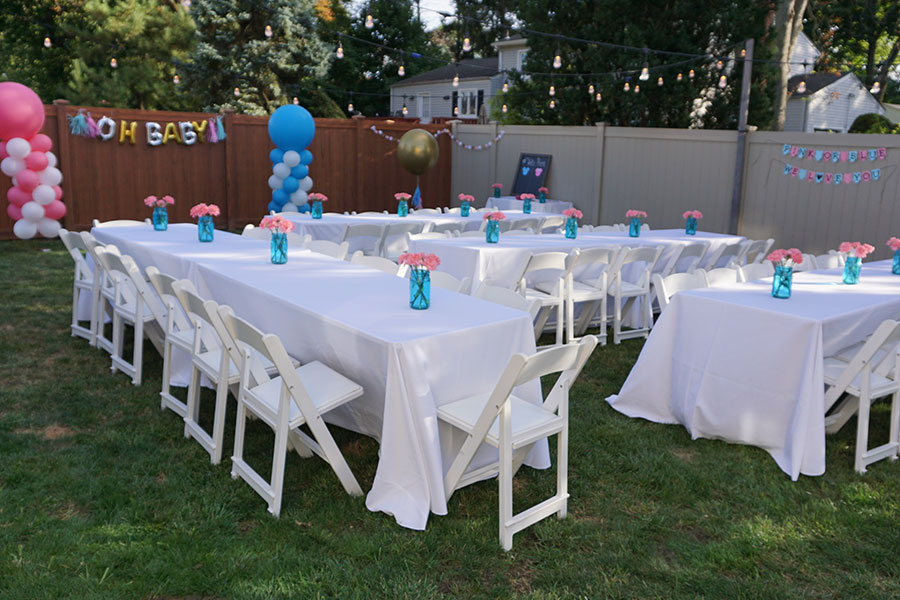 DeCicco Events Baby Shower