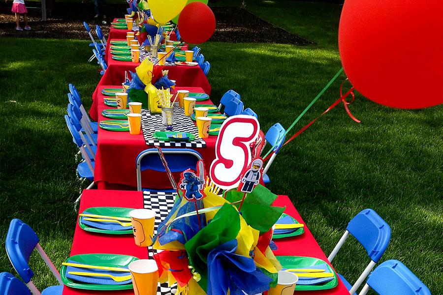 Decicco Events Birthday Party
